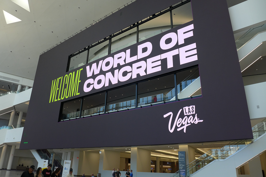 Reflections on the Return of World of Concrete